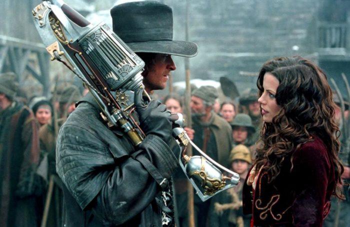 VAN HELSING, Hugh Jackman, Kate Beckinsale, 2004, (c) Universal