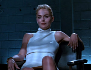 Interrogatorio in Basic Instinct