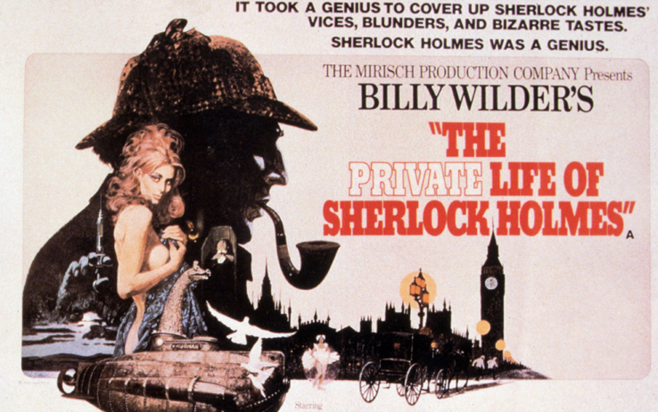 Photo ID - 30529, Year - 1970, Film Title - PRIVATE LIFE OF SHERLOCK HOLMES, Director - BILLY WILDER, Studio - UA, Keywords - 1970, BILLY WILDER