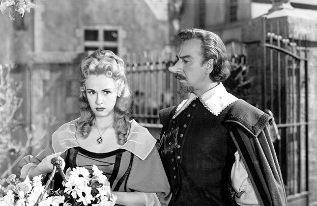 Cyrano de Bergerac, diretto da Michael Gordon nel 1950