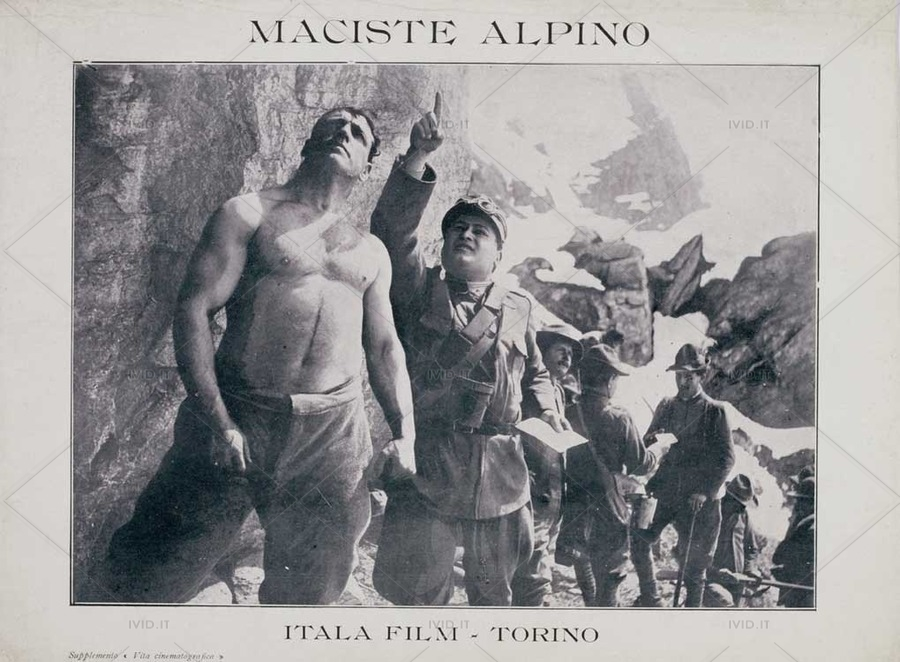 Maciste Alpino - Bartolomeo Pagano