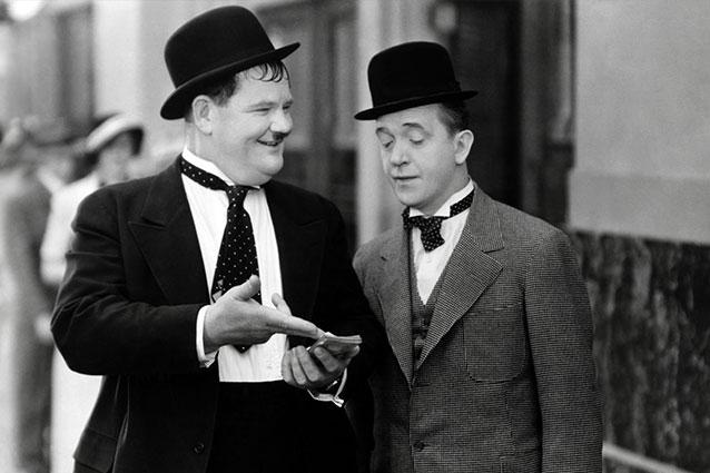 Stan Laurel - Oliver Hardy
